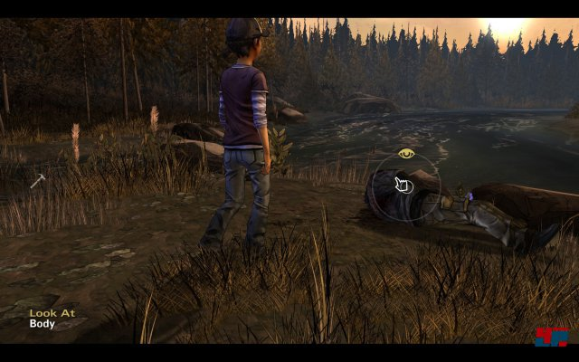 "Screenshot - The Walking Dead 2 - Episode 1 ""All That Remains"" (PC)"