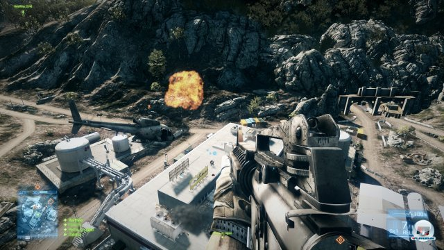 Screenshot - Battlefield 3 (PC) 2282997