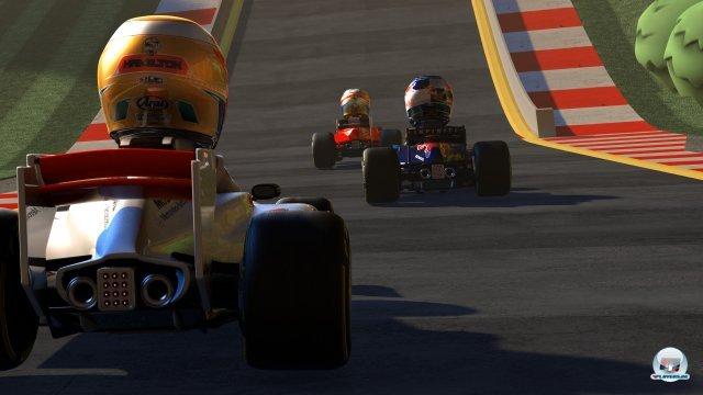 Screenshot - F1 Race Stars (360) 2374997