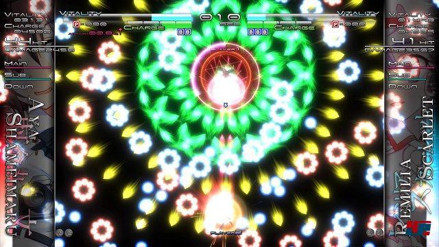 Screenshot - Touhou Genso Rondo: Bullet Ballet (PS4)