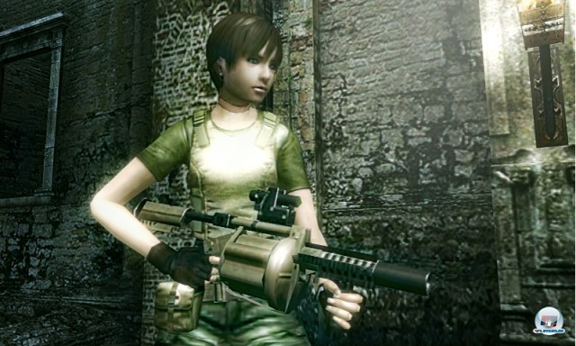 Screenshot - Resident Evil: The Mercenaries - 3D Edition (NDS) 2221678