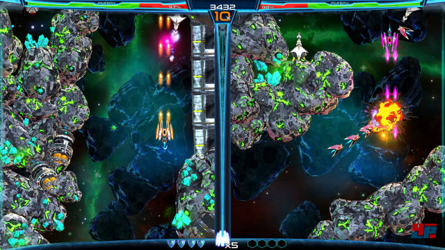 Screenshot - Dimension Drive (Linux)