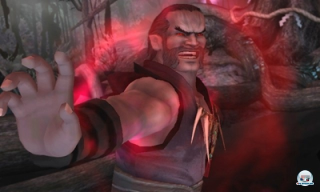 Screenshot - Dead or Alive: Dimensions (NDS) 2224164