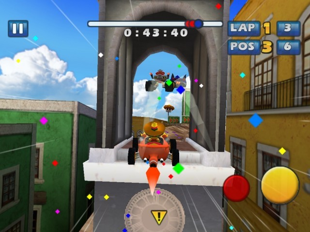 Screenshot - Sonic & Sega All-Stars Racing (iPhone) 2235173