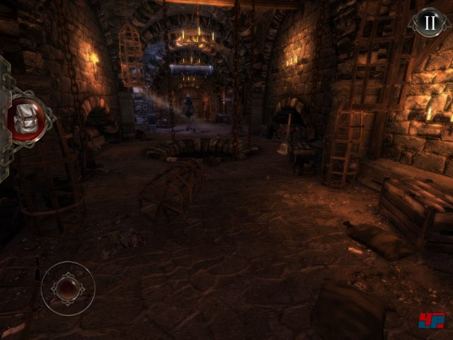 Screenshot - Hellraid: The Escape (iPad)