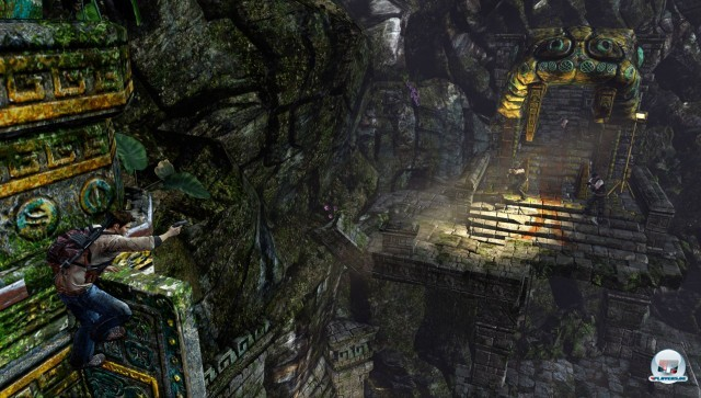 Screenshot - Uncharted: Golden Abyss (NGP) 2231523