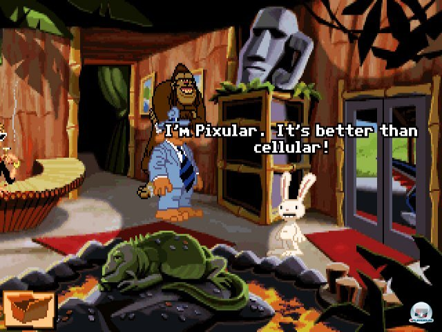 Screenshot - Sam & Max Hit the Road (PC) 92431887