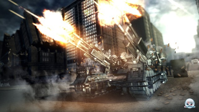 Screenshot - Armored Core V (PlayStation3) 2221893