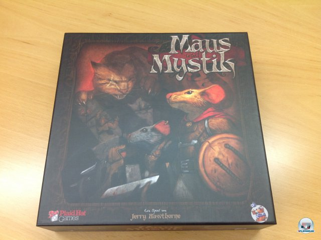 Screenshot - Maus und Mystik (Spielkultur) 92471049