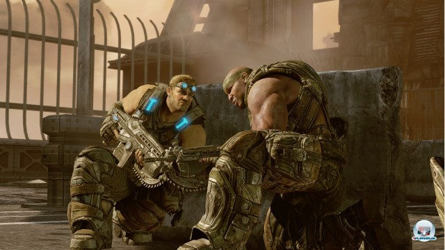 Screenshot - Gears of War 3 (360) 2244547