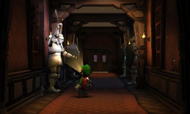 Screenshot - Luigi's Mansion: Dark Moon (3DS) 2360892