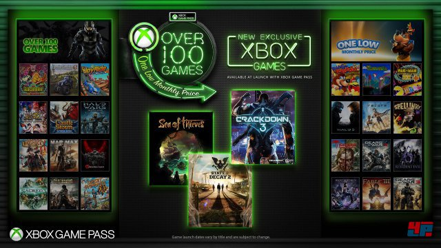 Screenshot - Xbox Game Pass (One) 92558507