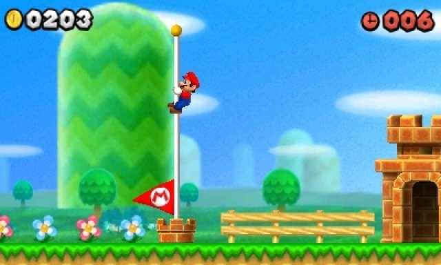 Screenshot - New Super Mario Bros. 2 (3DS) 2373432