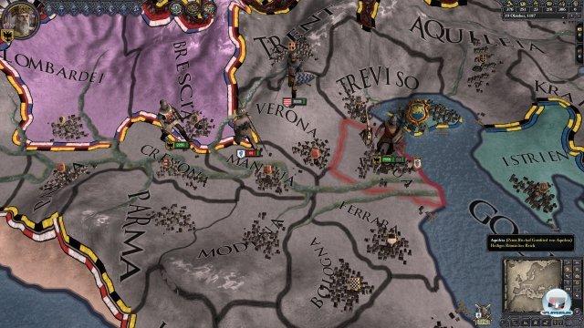 Alle kann selbst der Kaiser nicht begl�cken, weshalb es zum blutigen Aufstand kommt.