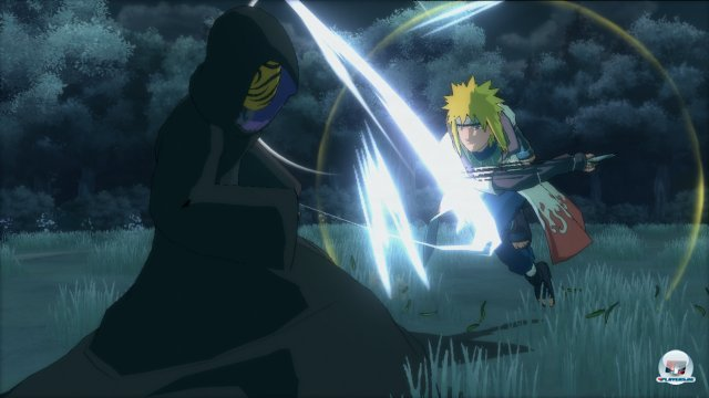 Screenshot - Naruto Shippuden: Ultimate Ninja Storm 3 (PlayStation3) 2375437