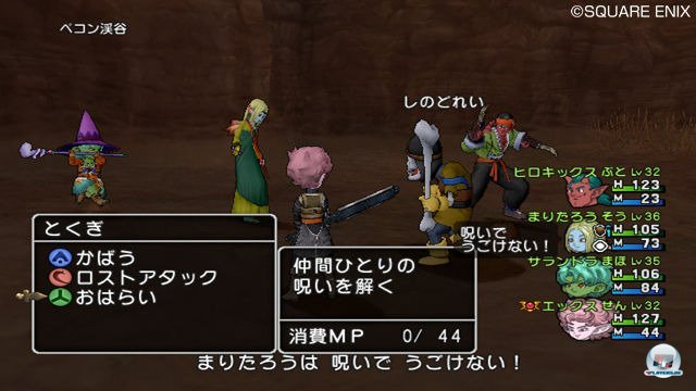 Screenshot - Dragon Quest X Online (Wii) 2295617