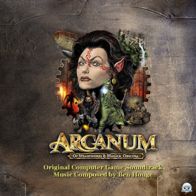 Screenshot - Arcanum (PC)