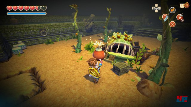 Screenshot - Oceanhorn: Monster of Uncharted Seas (PS4)
