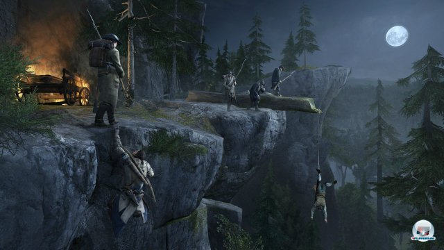Screenshot - Assassin's Creed III (360) 92406197
