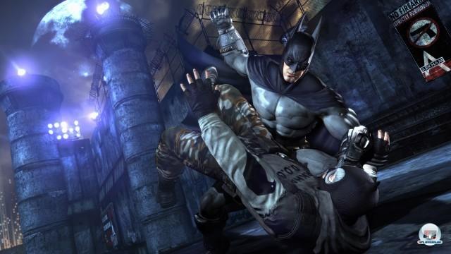 Screenshot - Batman: Arkham City (360) 2226613
