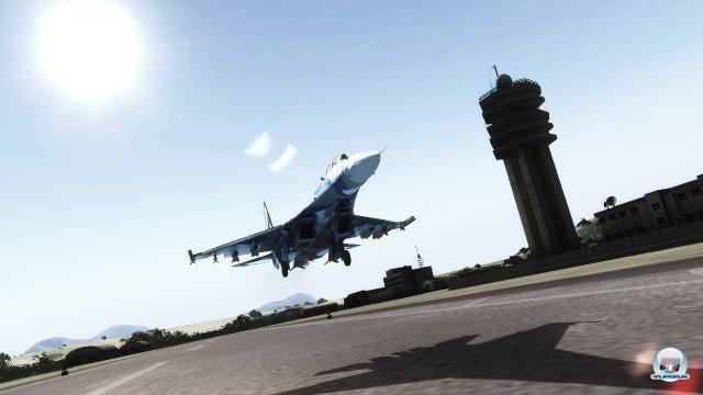 Screenshot - Jane's Advanced Strike Fighters (360) 2309977