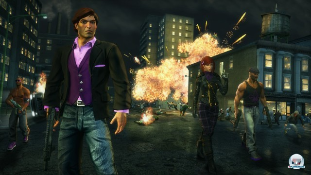 Screenshot - Saints Row: The Third (PlayStation3) 2217477