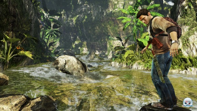 Screenshot - Uncharted: Golden Abyss (NGP) 2231529