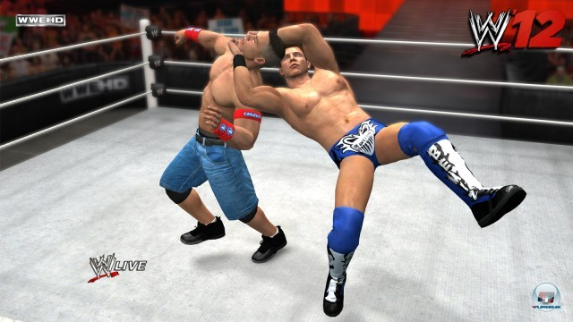 Screenshot - WWE '12 (360) 2241854