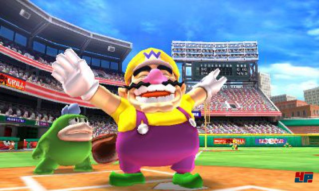 Screenshot - Mario Sports Superstars (3DS) 92542162