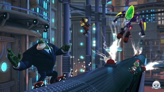 Screenshot - Ratchet & Clank: All 4 One (PlayStation3) 2228138