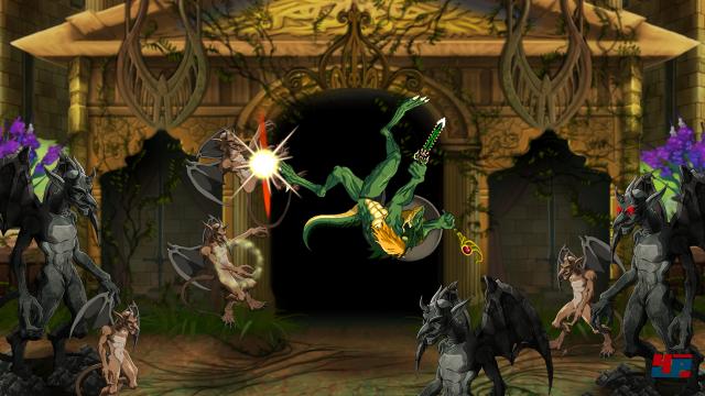 Screenshot - Dungeon Punks: Tag Team Brawler RPG (PC) 92530616
