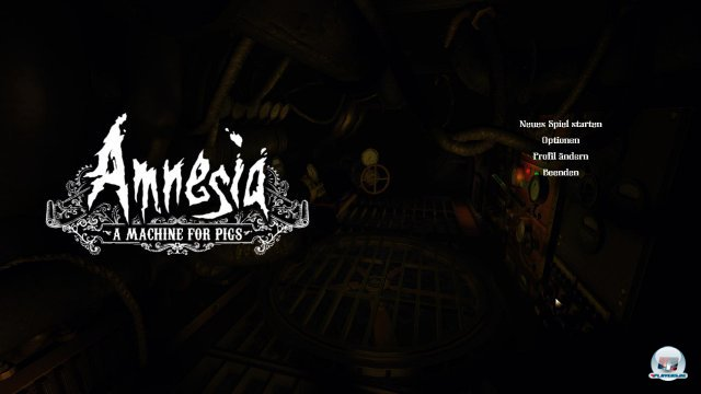 Screenshot - Amnesia: A Machine for Pigs (PC)