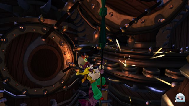 Screenshot - Sly Cooper: Jagd durch die Zeit (PlayStation3) 2384842