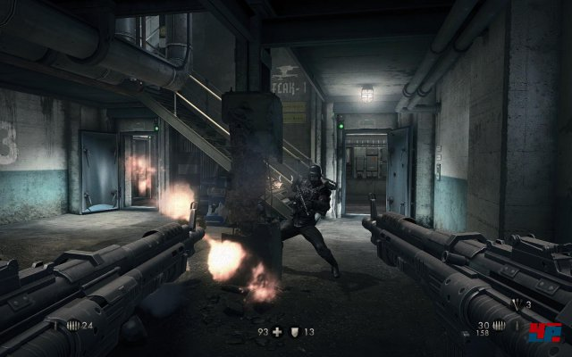 Screenshot - Wolfenstein: The New Order (PC) 92482930