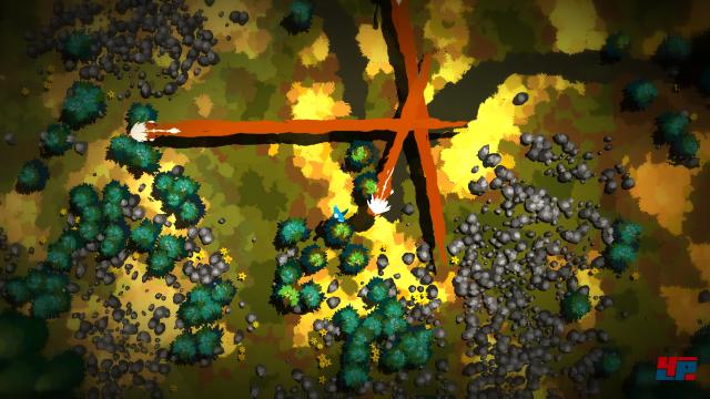 Screenshot - Future Unfolding (Linux)
