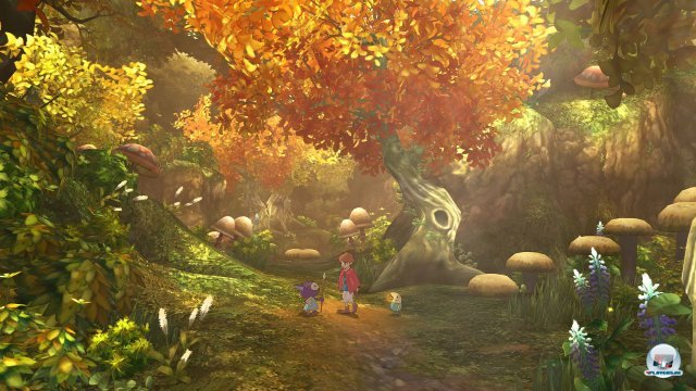 Screenshot - Ni No Kuni: Wrath of the White Witch (PlayStation3) 2361812