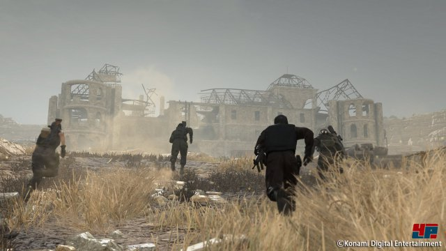 Screenshot - Metal Gear Online (360) 92521228