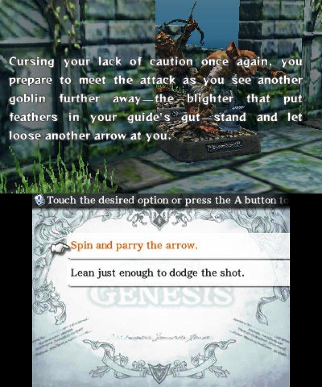 Screenshot - Crimson Shroud (3DS) 92430782