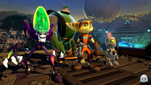 Screenshot - Ratchet & Clank: All 4 One (PlayStation3) 2217127