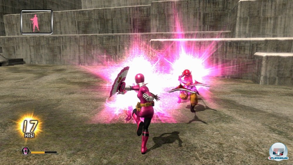 power rangers samurai spiele