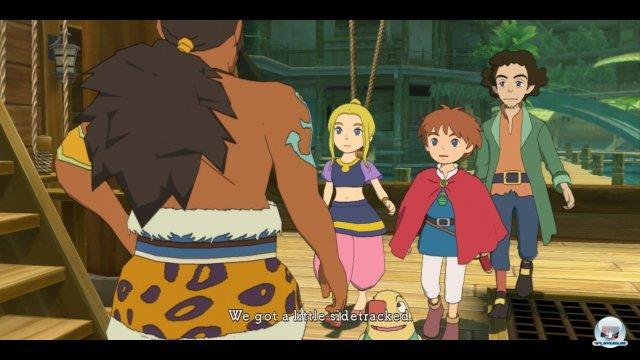 Screenshot - Ni No Kuni: Der Fluch der Weißen Königin (PlayStation3) 2376137
