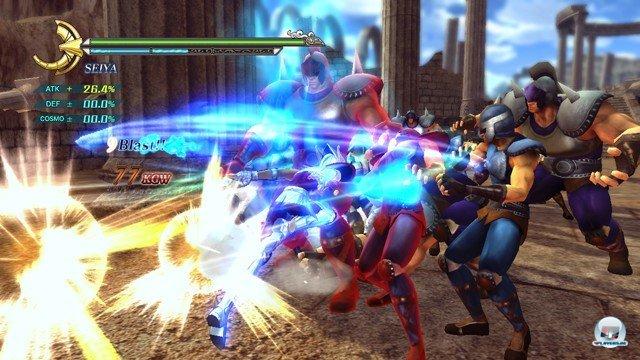 Screenshot - Saint Seiya: Sanctuary Battle (PlayStation3) 2274132