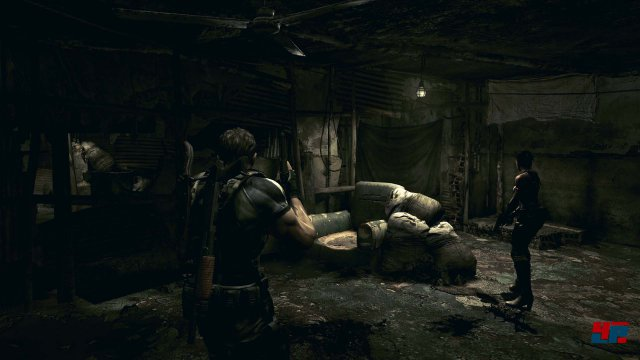 Screenshot - Resident Evil 5 (PlayStation4) 92526550