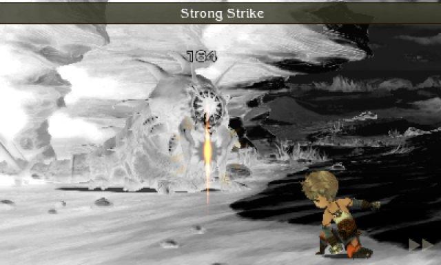 Screenshot - Bravely Default (3DS) 92473497