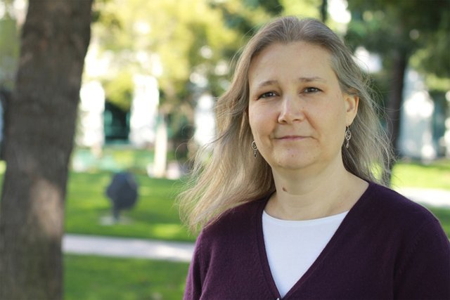 Amy Hennig, Autorin, Story- und Creative Director (u.a. Soul Reaver, Uncharted). 92457014