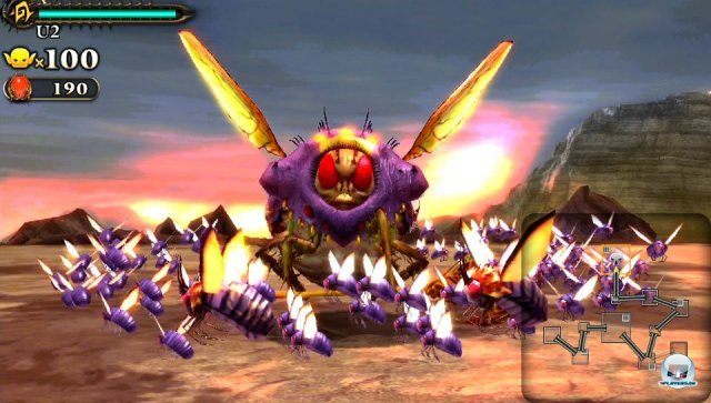 Screenshot - Army Corps of Hell (PS_Vita) 2294367