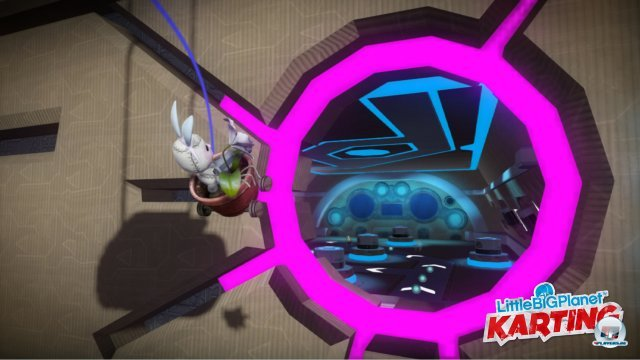 Screenshot - LittleBigPlanet Karting (PlayStation3) 2359052