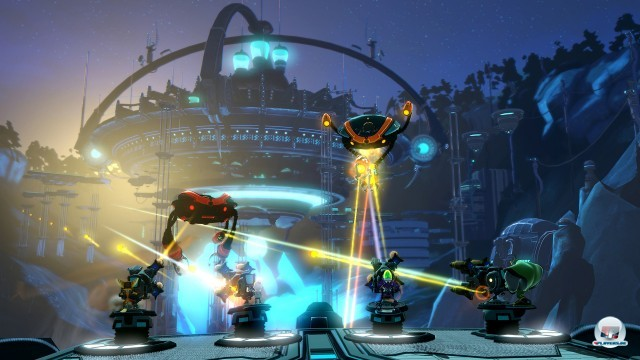 Screenshot - Ratchet & Clank: All 4 One (PlayStation3) 2217132