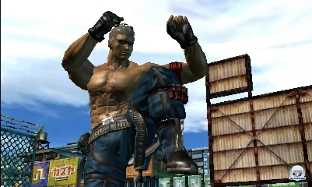 Screenshot - Tekken 3D Prime Edition (3DS) 2250522