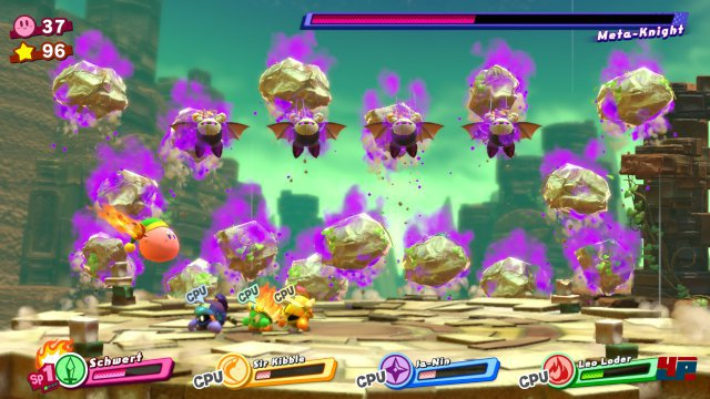 Screenshot - Kirby Star Allies (Switch)